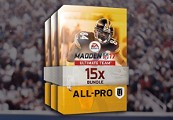 Madden NFL 17 - 15 All Pro Pack Bundle DLC XBOX One CD Key