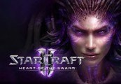 Starcraft 2 EU Heart of the Swarm Expansion Digital Deluxe Edition Battle.net (PC/MAC)