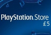 PlayStation Network Card £5 UK