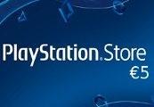 PlayStation Network Card €5 FR