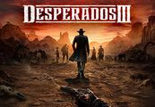 Desperados III PRE-ORDER Steam CD Key