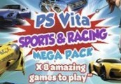 Sports and Racing Mega Bundle UK PS Vita Key