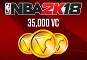 NBA 2K18 - 35,000 Virtual Currency XBOX One CD Key
