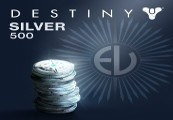 Destiny: 500 Destiny Silver US PS4 CD Key