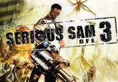 Serious Sam 3: BFE EU Steam CD Key