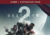 Destiny 2 + Expansion Pass Bundle XBOX One CD Key