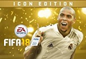 FIFA 18 ICON Edition Origin CD Key