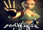 Tomb Raider I + II + III Bundle GOG CD Key