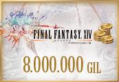 8.000.000 Final Fantasy XIV Gil JP