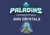 Paladins - 8000 Crystals CD Key