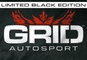 Grid Autosport Black Edition Steam CD Key