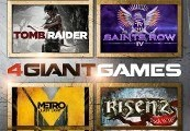 4 Giant Games Steam CD Key