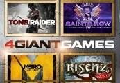 4 Giant Games Steam CD Key