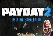 PAYDAY 2 The Ultimate Steal Edition Steam CD Key