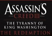 Assassin's Creed 3 - The Tyranny of King Washington: The Redemption DLC Uplay CD Key