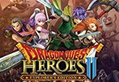 DRAGON QUEST HEROES II EU PS4 CD Key