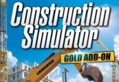 Construction Simulator 2015 - Gold Add-On Steam CD Key