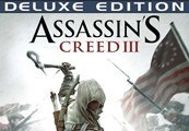Assassin's Creed 3 Deluxe Edition EU Steam CD Key
