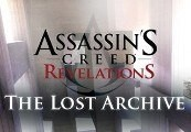 Assassin's Creed Revelations - The Lost Archive DLC Uplay CD Key