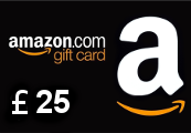 Amazon £25 Gift Card UK
