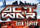 Act of War: Gold Edition Steam CD Key