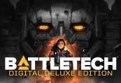 BATTLETECH Digital Deluxe Edition Steam CD Key