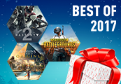 Best of 2017 Gift Box - One per account!