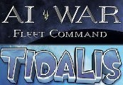 AI War + 4 DLC Pack & Tidalis Steam CD Key