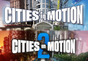 Cities in Motion 1 and 2 Collection Steam Gift