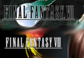 Final Fantasy VII & VIII Steam Gift