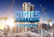 Cities: Skylines Snowfall RU VPN Required Steam CD key