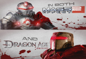 Mass Effect 2 / Dragon Age Origins: The Blood Dragon Armor DLC BioWare Key