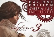 Syberia 3 Day One Edition Clé Steam