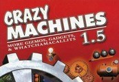 Crazy Machines 1.5 Steam CD Key