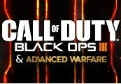 Call of Duty: Black Ops III + Advanced Warfare Bundle Steam CD Key