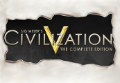 Sid Meier's Civilization V Complete Edition RoW Steam CD Key
