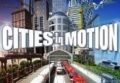 Cities in Motion + 6 DLC Steam CD Key