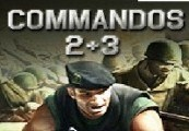 Commandos 2+3 GOG CD Key