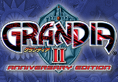 Grandia II Anniversary Edition GOG CD Key