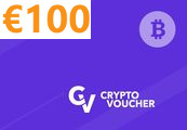 Crypto Voucher (BTC) 100 EUR Key