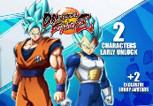 DRAGON BALL FighterZ - Preorder Bonus DLC EU Clé PS4