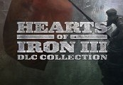 Hearts of Iron III - DLC Collection Steam CD Key
