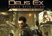 Deus Ex: Human Revolution - Director's Cut EU Steam CD Key