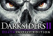 Darksiders II: Deathinitive Edition EU Nintendo Switch CD Key