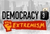 Democracy 3: Extremism DLC GOG CD Key