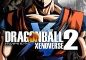 DRAGON BALL XENOVERSE 2 Deluxe Edition RU VPN Required Steam CD Key