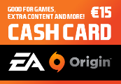 EA Origin €15 Cash Card EU