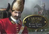 Empire: Total War - Elite Units of the West DLC Steam Gift