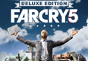 Far Cry 5 Deluxe Edition RU CN Uplay CD Key