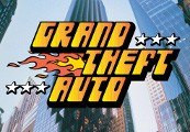 Grand Theft Auto Activation CD Key